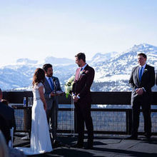 Photo for Mammoth Mountain Ski Area Review - View from the rooptop for ceremony