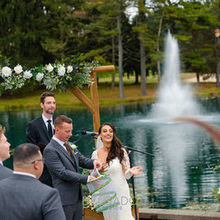 Photo for Windows on the Water at Frogbridge Review - ceremony