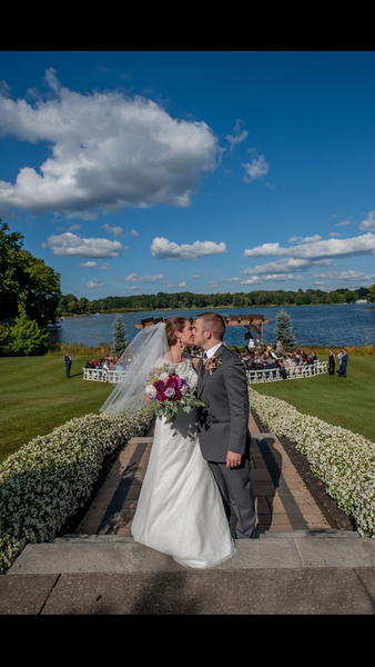 Photo of The Overlook Grill in Kent, OH | Ohio wedding ...