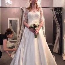 Photo of Leena's Bridal in Carmel, IN - The day I found my dress
