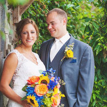 Photo for Ory Custom Florals Review - Sun flower boutonnier
