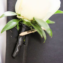 Photo of Jane's Blue Iris Ltd. in Hinsdale, IL - boutonniere with golf tee