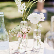 Photo for The Bloemist Review - Adorable bud vases spread throughout the venue