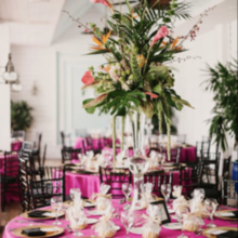 Photo for Bayfront Floral and Event Design Review - Tall Table Arrangements