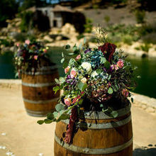 Photo of ADORNMENTS flowers & finery in San Luis Obispo, CA - Barrel tops