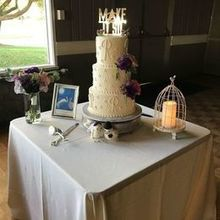 Photo for Events by Christina Review - cake table arrangement turned out perfect!