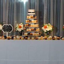 Enchanted Cakes and Treats Wedding Cake Baltimore MD WeddingWire