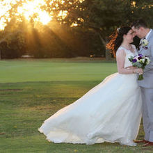 Photo for El Macero Country Club Review - beautiful golden hour shot. Photo by Monica Neumann Lunardi