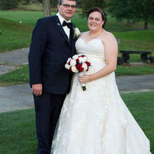 Photo for Dress Your Fancy Bridal Boutique Review - My husband and I!