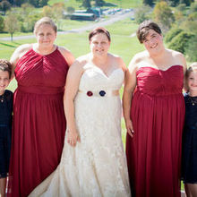 Photo for Dress Your Fancy Bridal Boutique Review - My Bridesmaids dresses from DYF!