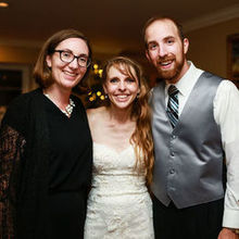 Photo for Hitch Perfect Review - Amy with me and my new husband!