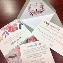 Photo for The Ink Cafe LLC Review - Wedding Invitation
