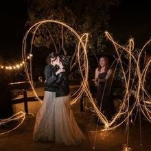 Photo for J.Perryman Photography Review - Sparkler exit