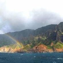 Photo for My Vacation Lady Travel Review - Na Pali Coast dinner cruise