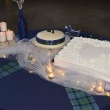 Photo for Elegance Ever After Review - Cake table