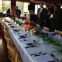 Photo of Diane's Floral Designs in Albany, NY - one of the long tables