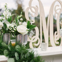Photo for Farm & Filigree Vintage Rentals and Design Services Review - Silver Goblets - Farm & Filigree