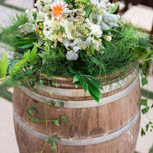 Photo for Farm & Filigree Vintage Rentals and Design Services Review - Wine Barrel - Farm & Filigree