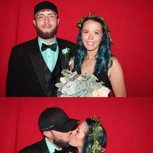 Photo of Crow Entertainment LLC in Huntingtown, MD - Custom Photo Booth Design