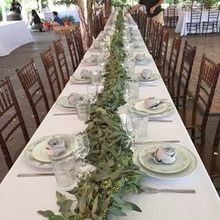 Photo for Oak Hill Weddings Review - our feast tables