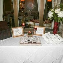 Photo of The Wedding Authority in Saint Augustine, FL - The team did a beautiful job setting up our Welcome table
