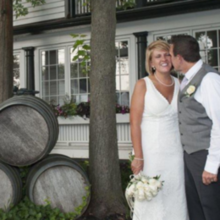 Photo of Washington Inn Catering in Cape May, NJ - Perfect place for a pic, the front of The Washington Inn by