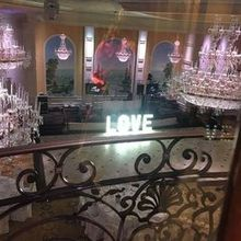 Photo for IL Villaggio Elegant Weddings and Banquets Review - Main Ballroom from bridal suite balcony