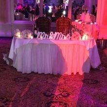Photo for IL Villaggio Elegant Weddings and Banquets Review - Sweetheart table