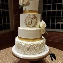 Ashley Cakes Wedding Cake Raleigh NC WeddingWire