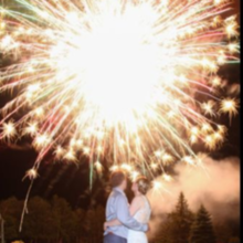 Photo for Indian Head Resort Review - Fireworks!