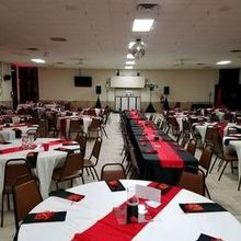 Photo for St. John the Evangelist & Blessed Sacrament Review - SET FOR 300 PPL WITH A MIX OF ROUND AND REC. TABLES