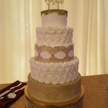 Photo of W.O.W Cakes in Wichita, KS - Not a professional photo but the cake was stunning!!