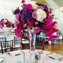 Photo of Camellia Wedding Flowers in San Diego, CA - Centerpieces and table decor