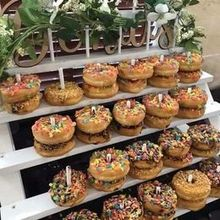 Photo of Milan Catering and Event Design in Sarasota, FL - Donut bar! So yummy!!!