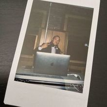 Photo for Posh Life DJ Company Review - Instapix photo one of our guests took of Brian!