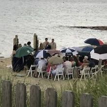 Photo of Arthur Calabro Entertainment and Digital DJ Service in Sagamore Beach, MA - Music and mikes were perfect!