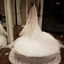 Photo for ieie Bridal Review - Beautiful veil!