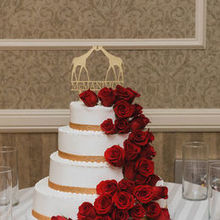 Photo for Northampton Valley Country Club Review - Cake from Desserts by Design (through Northampton)