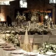 Photo for Prime Time Party Rental Review - Christmas Sparkled with PT linen rentals