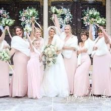 Photo for Prime Time Party Rental Review - Wreaths by The Way to Wed, Llc. Christmas Bride!