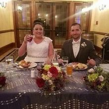 Photo of Maryland Country Caterers, Inc in Owings, MD - Our pretty sweetheart table.