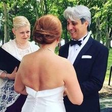 Annie Lawrence NYC Wedding Officiant