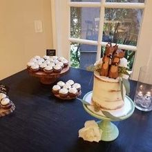 Photo of Top Tier Treats in Los Angeles, CA - Cupcakes and ceremonial cakes: TTT (Cake topper: sister)