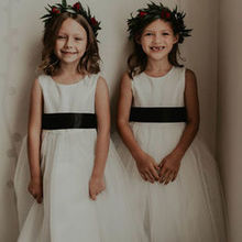 Photo of Flora D' Amore by Stadium Flowers in Everett, WA - The flower girls beautiful flower crowns.