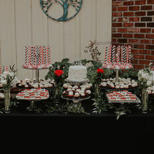 Photo of Flora D' Amore by Stadium Flowers in Everett, WA - Dessert Table.