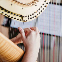 Photo of Claire Marie Stam, Harpist in Greenville, SC