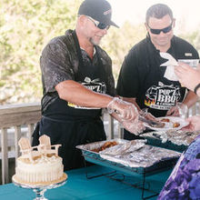 Photo for Pop'z BBQ & Catering Review - Photo by Neubek Photographers