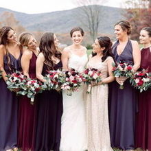 Photo for Blue Ridge Floral Design Review - Bridesmaid Bouquets - Rachel May Photography