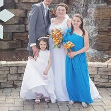 Photo of Wisp Resort in Mc Henry, MD - Our first OFFICIAL family photo!