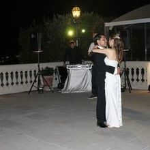 Photo for WeddingDjItaly Review - Roberto changed up the music as we needed upon request.